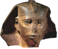 Head of a statue of Djedefre