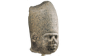 Granite Head of a King