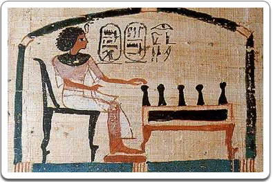 Towards the end of the 20th Dynasty, the Theban high priest of Amun had gained so much political influence that he was able to usurp several royal privileges.