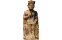 Ivory Statuette of Kheops