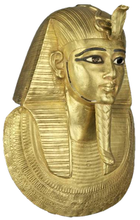 The golden mummy mask of Psusennes I found in his tomb in Tanis shows the 21st Dynasty to have been anything but a dynasty of decay.