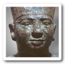 Head of a statue of Teti